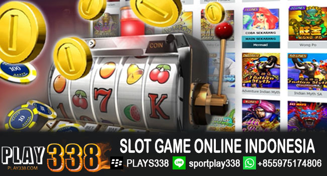 Slot Game Online Indonesia - SLOT UANG ASLI ANDROID PLAY338